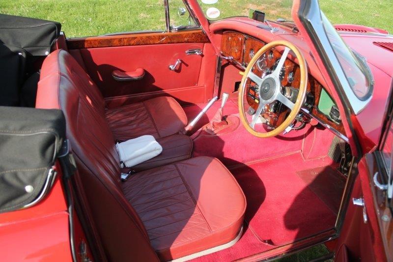 1960 Jaguar XK150 3.8S For Sale (picture 5 of 6)