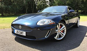 2011 Jaguar 5.0 Coupe Portfolio For Sale