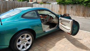 1997 XK8 4.0 Coupe Lovely example, NEW MOT For Sale