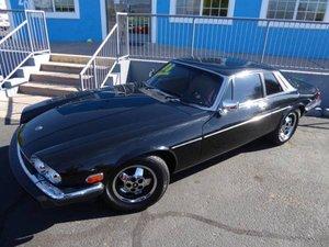 1986 Jaguar XJS V12 COUPE = Black(~)Tan 64k miles $7.9k For Sale