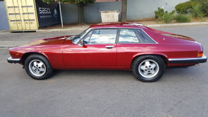 1988 Jaguar XJS V12 HE Automatic For Sale