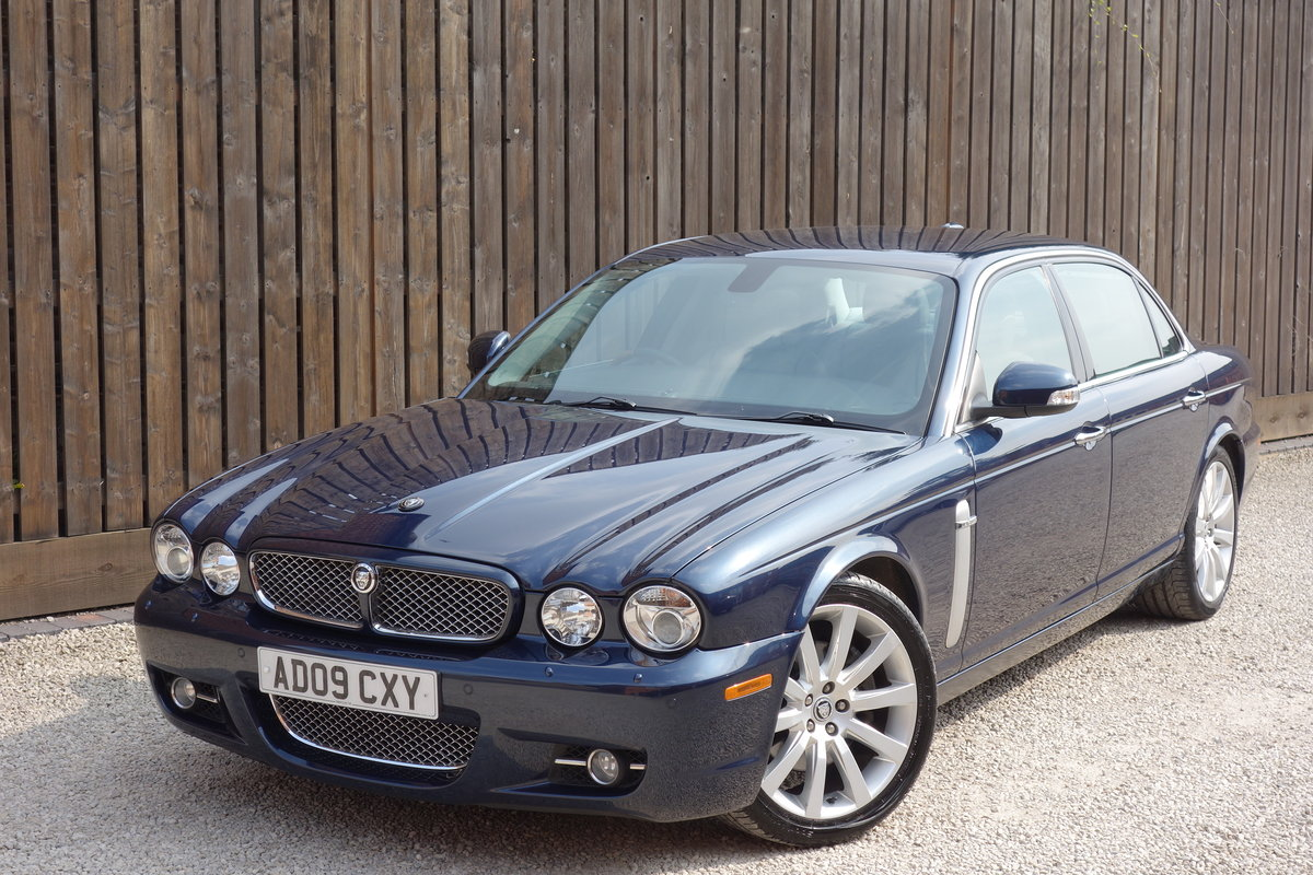 2009 Jaguar XJ TDi LWB  *SOLD* XK,XKR,XJ,S-TYPE WANTED For Sale (picture 1 of 6)