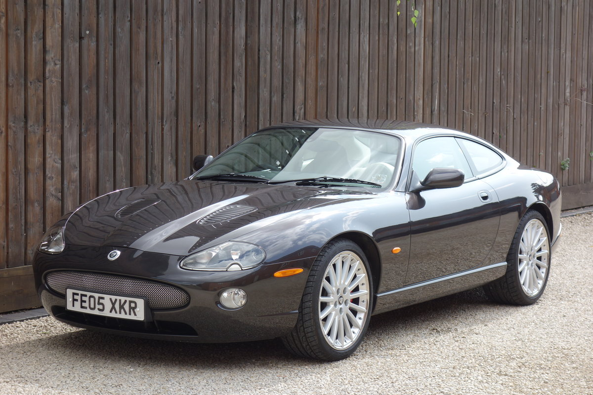 2005 Jaguar XKR 4.2-S Coupe *SOLD* XK,XKR,XJ,S-TYPE WANTED For Sale (picture 1 of 6)