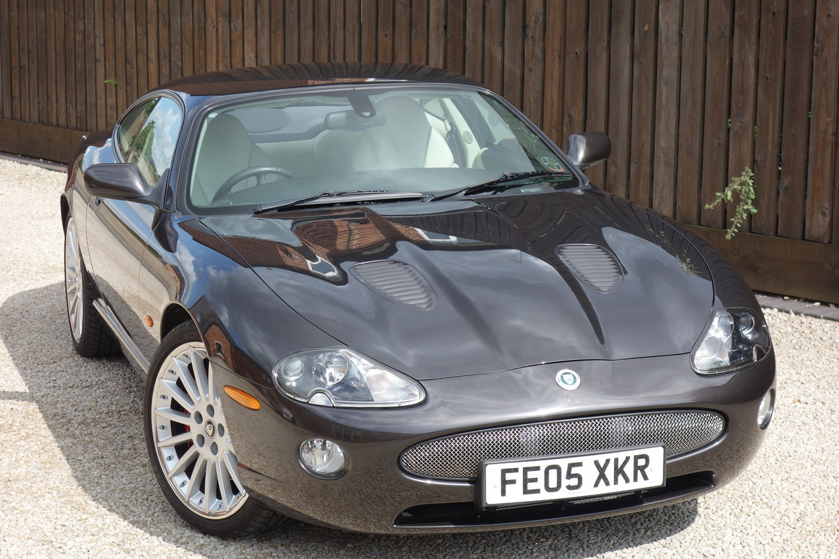 2005 Jaguar XKR 4.2-S Coupe *SOLD* XK,XKR,XJ,S-TYPE WANTED For Sale (picture 3 of 6)