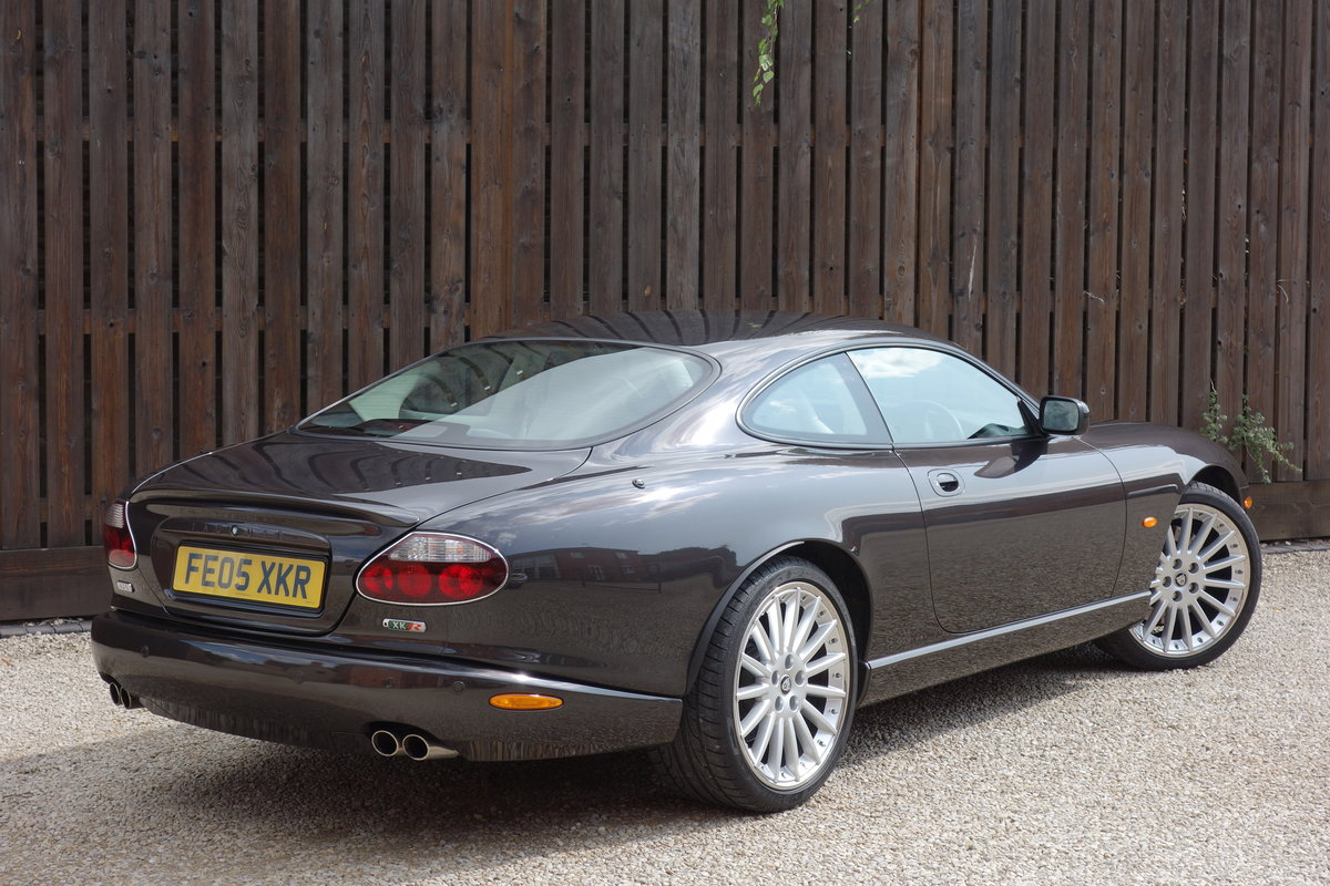 2005 Jaguar XKR 4.2-S Coupe *SOLD* XK,XKR,XJ,S-TYPE WANTED For Sale (picture 5 of 6)