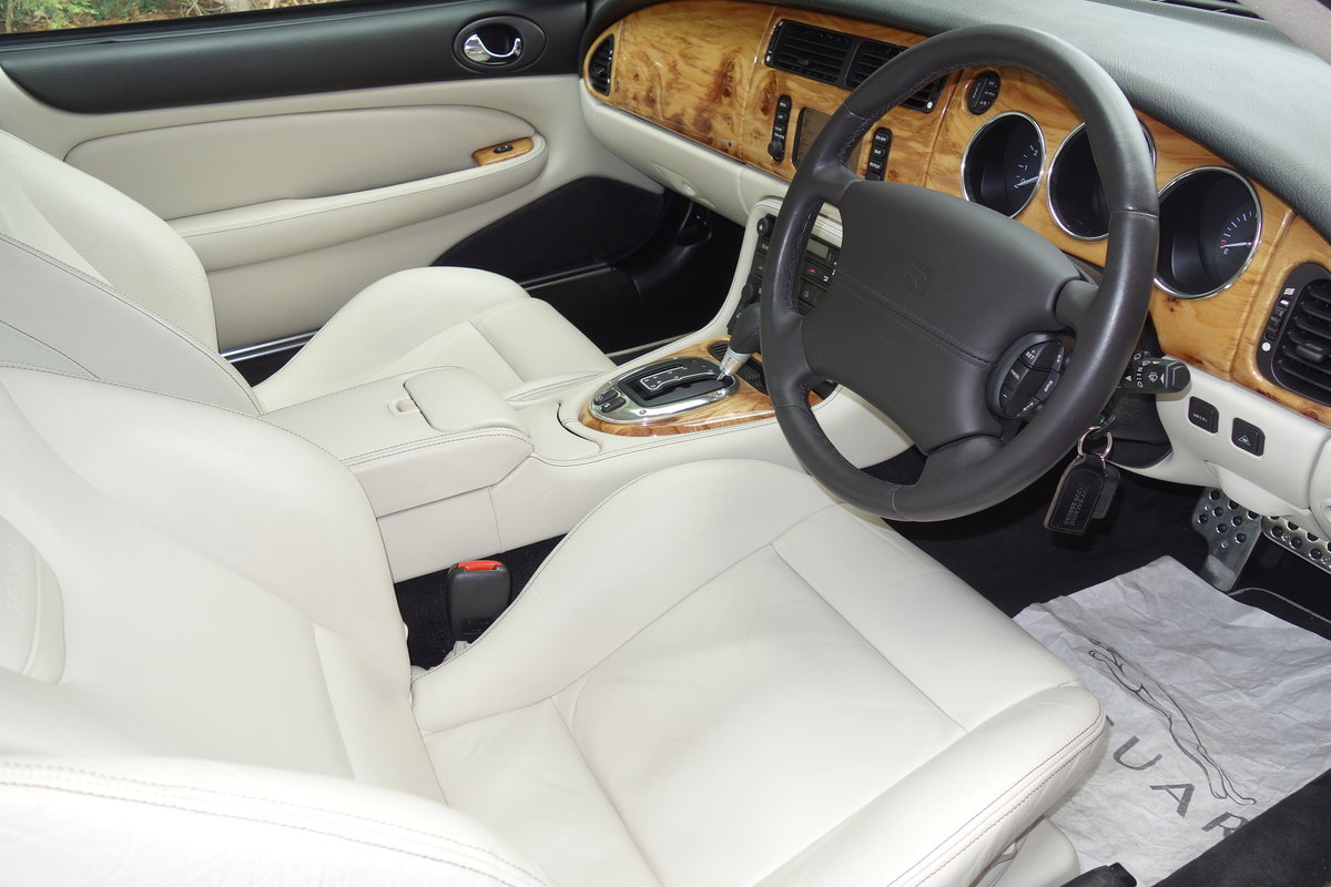 2005 Jaguar XKR 4.2-S Coupe *SOLD* XK,XKR,XJ,S-TYPE WANTED For Sale (picture 6 of 6)