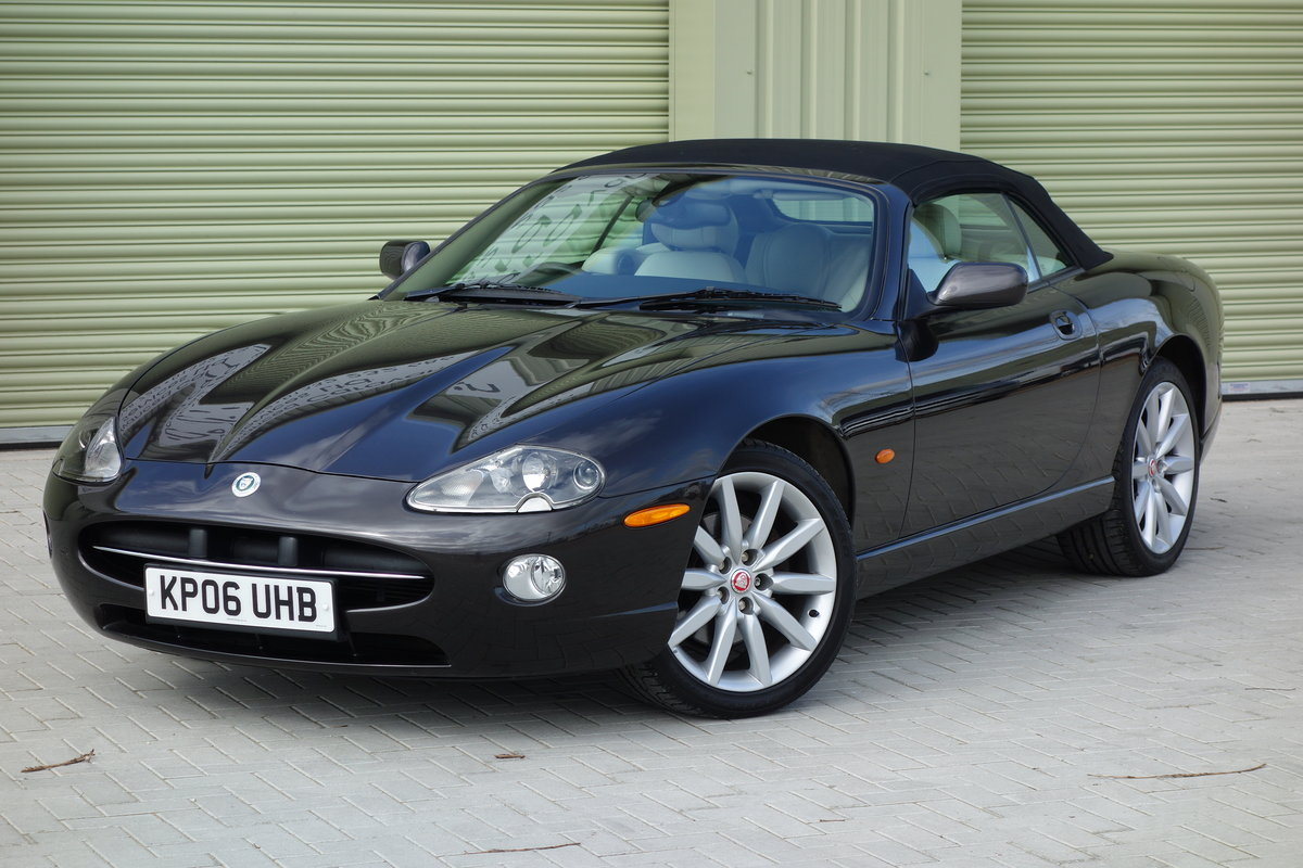 2006 Jaguar XK8 4.2-S Final Edition*SOLD* XK,XKR,XJ,S-TYPE WANTED For Sale (picture 1 of 6)