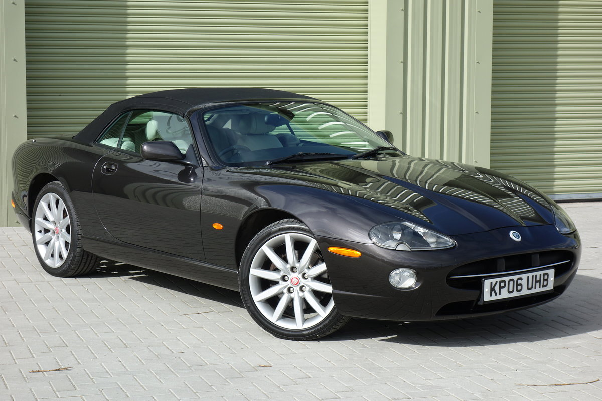 2006 Jaguar XK8 4.2-S Final Edition*SOLD* XK,XKR,XJ,S-TYPE WANTED For Sale (picture 2 of 6)