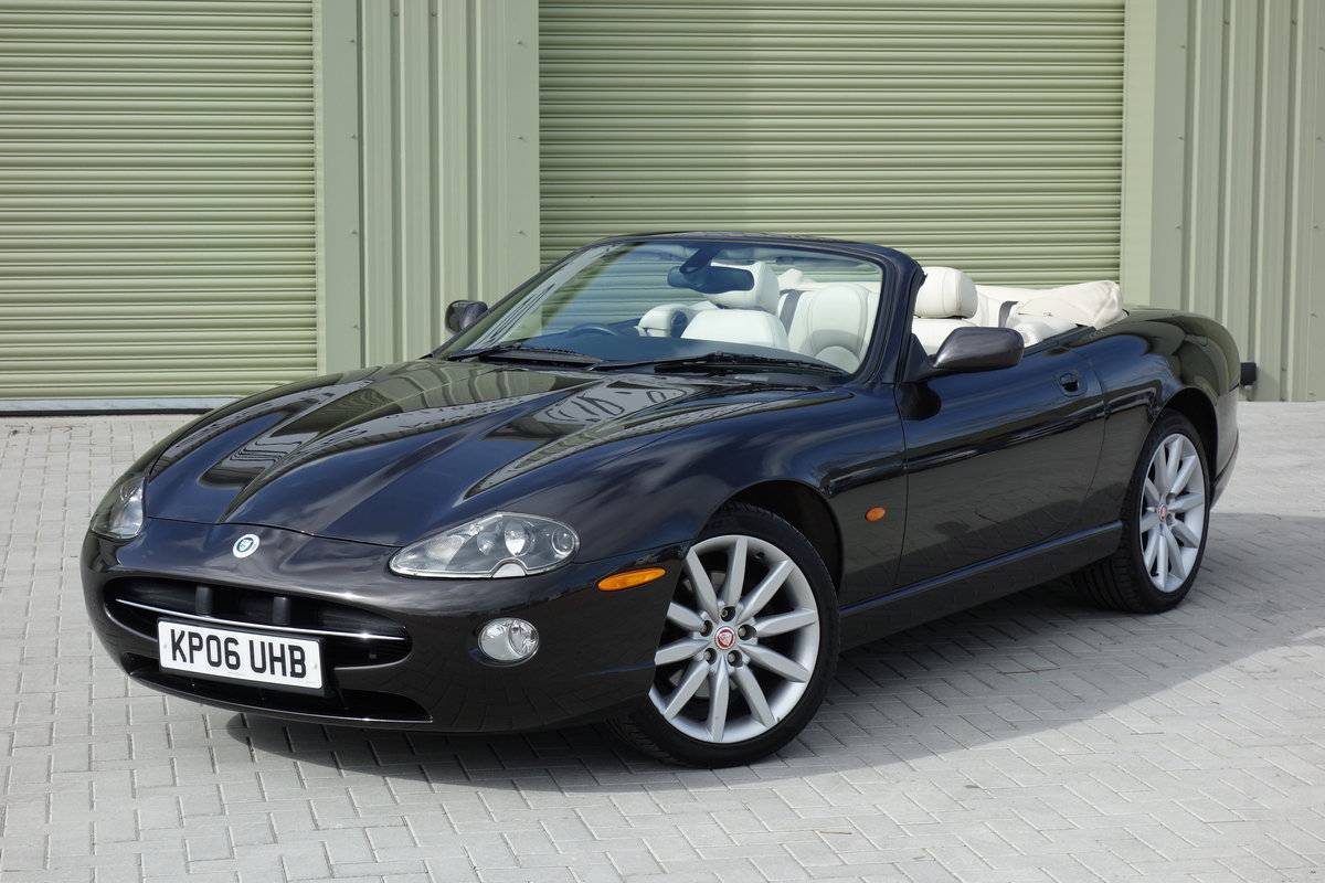2006 Jaguar XK8 4.2-S Final Edition*SOLD* XK,XKR,XJ,S-TYPE WANTED For Sale (picture 4 of 6)