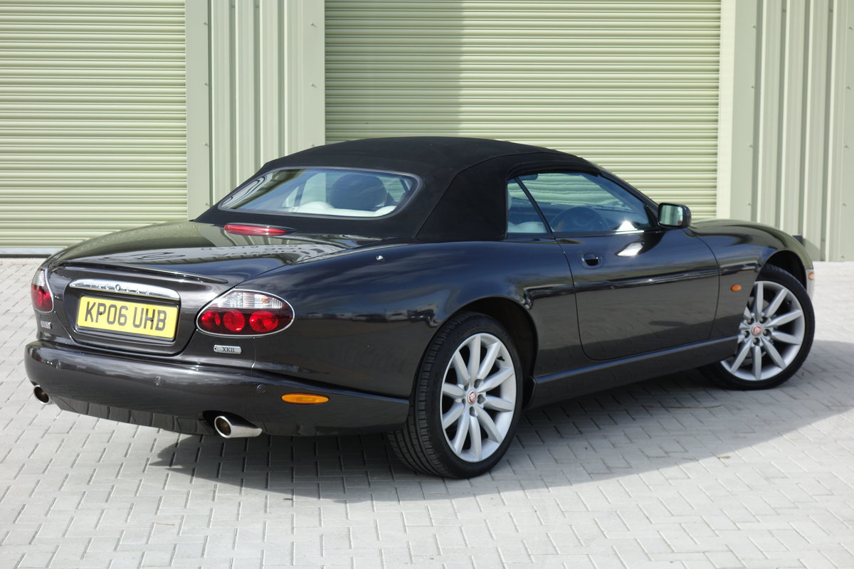 2006 Jaguar XK8 4.2-S Final Edition*SOLD* XK,XKR,XJ,S-TYPE WANTED For Sale (picture 5 of 6)