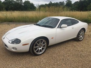 2004 Jaguar XKR 4.2 Supercharged 400 BHP Classic Superb 45k For Sale