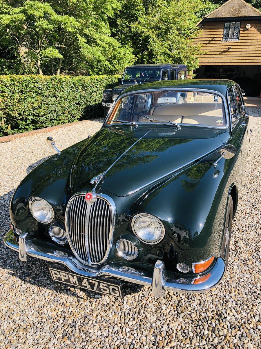 1968 Jaguar S type 3.4 - Beautiful example. For Sale   Car ...