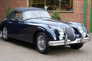 1959 JAGUAR XK150 SE 3.4 DROPHEAD COUPE RHD For Sale