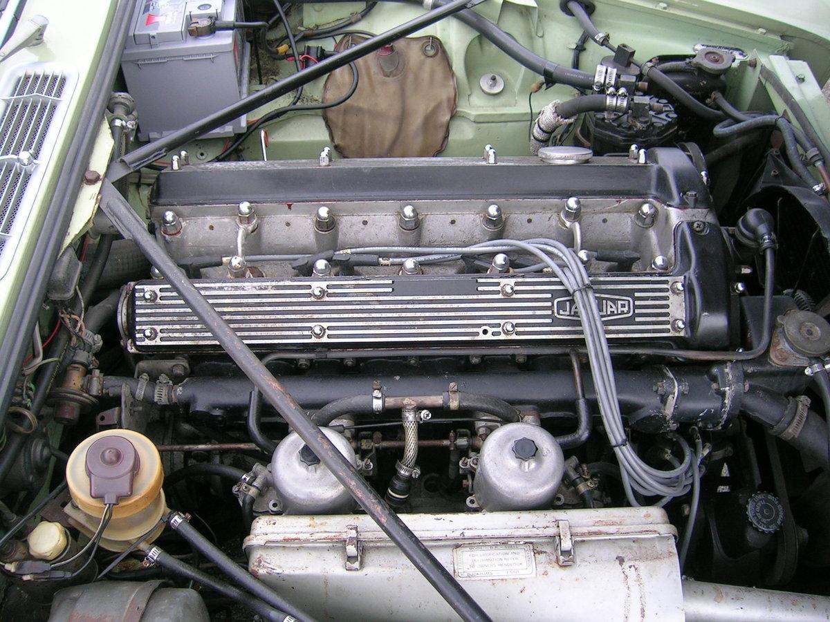 1972 Jaguar XJ6 4.2 Series 1 Historic Vehicle  For Sale (picture 6 of 6)