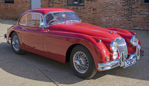 1959 XK150S 3.4 FHC, TOTALLY SUPERB For Sale