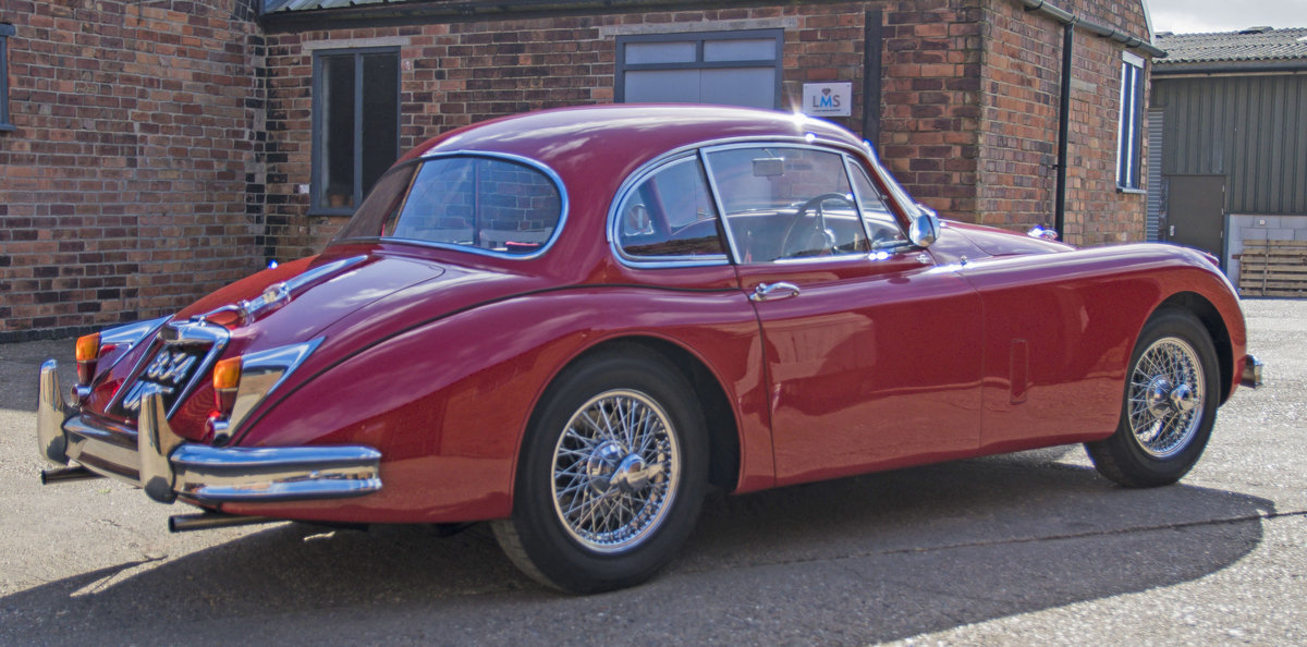 1959 XK150S 3.4 FHC, TOTALLY SUPERB For Sale (picture 2 of 6)