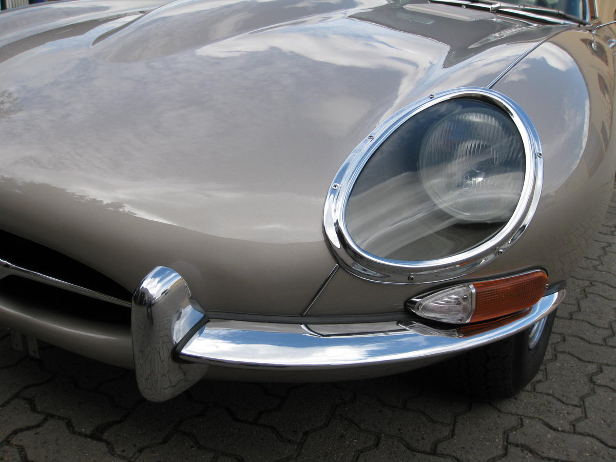 1966 Jaguar E Type Automatic Serie1 For Sale (picture 1 of 6)