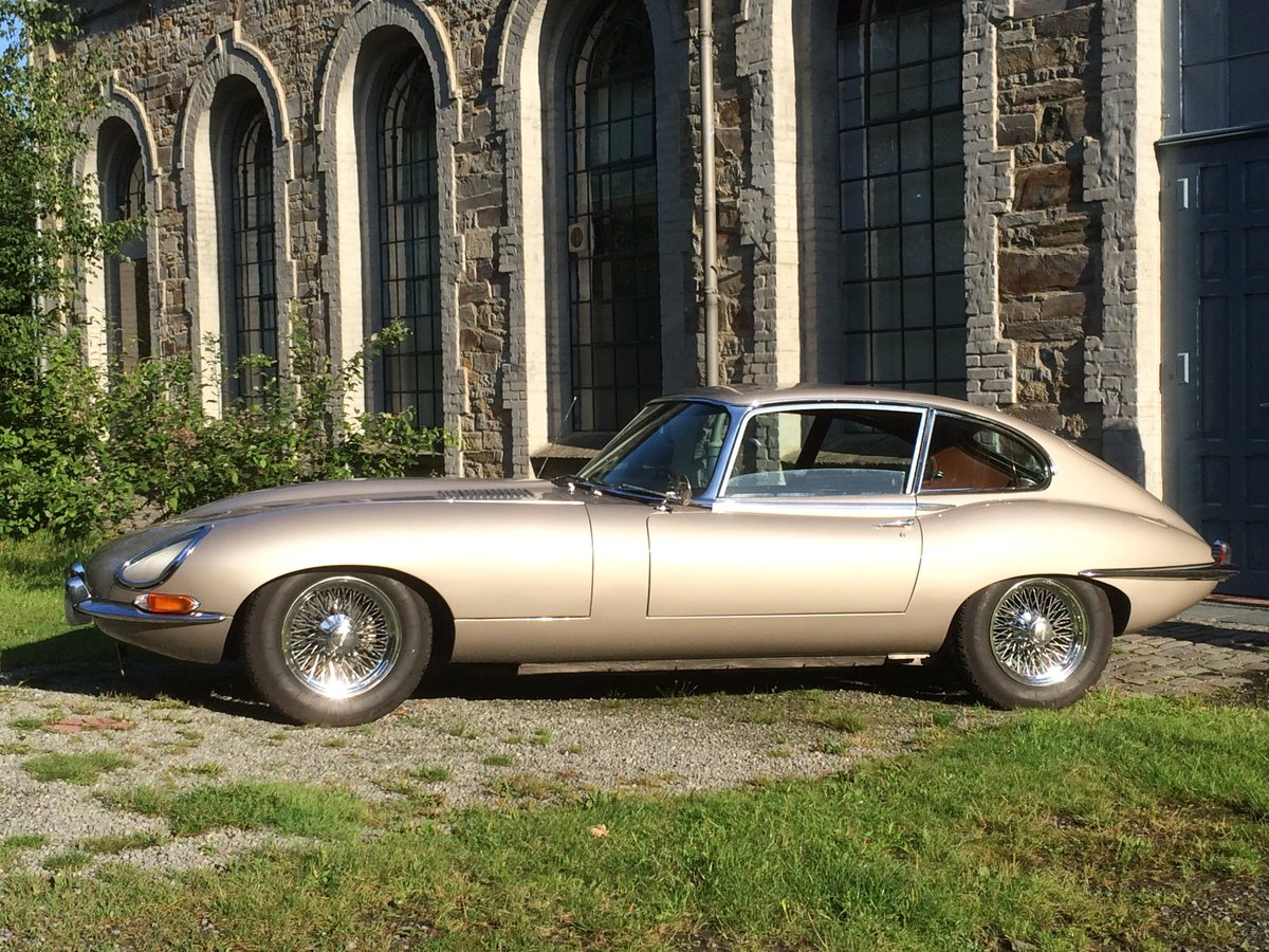 1966 Jaguar E Type Automatic Serie1 For Sale (picture 3 of 6)