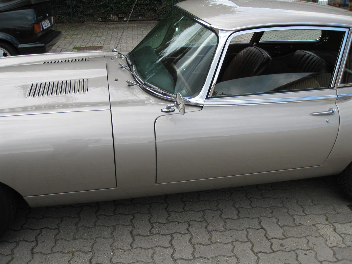 1966 Jaguar E Type Automatic Serie1 For Sale (picture 5 of 6)