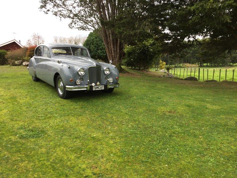 1952 Grey Jaguar MK VII - 3.4L Auto  For Sale (picture 2 of 6)