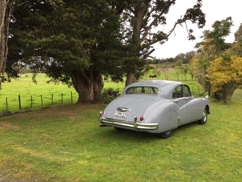 1952 Grey Jaguar MK VII - 3.4L Auto  For Sale (picture 3 of 6)
