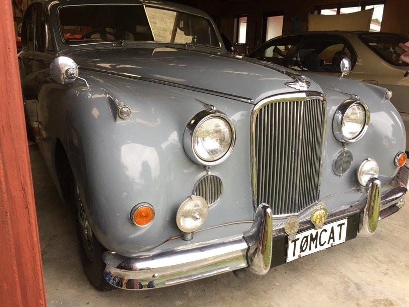 1952 Grey Jaguar MK VII - 3.4L Auto  For Sale (picture 5 of 6)