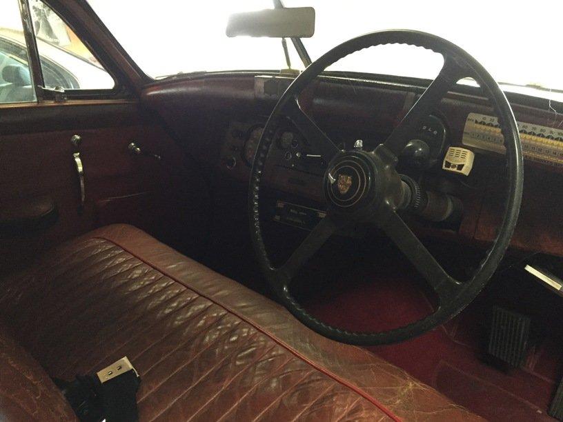 1952 Grey Jaguar MK VII - 3.4L Auto  For Sale (picture 6 of 6)