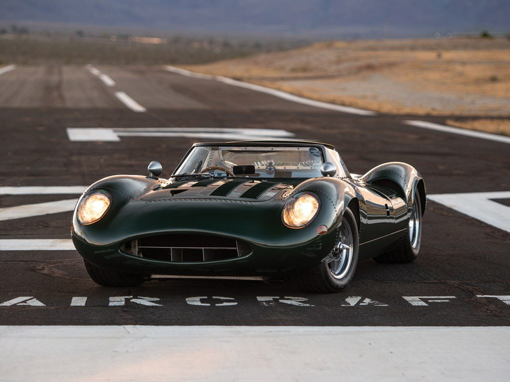 1966 Jaguar XJ13 Replica by Tempero For Sale by Auction (picture 1 of 6)