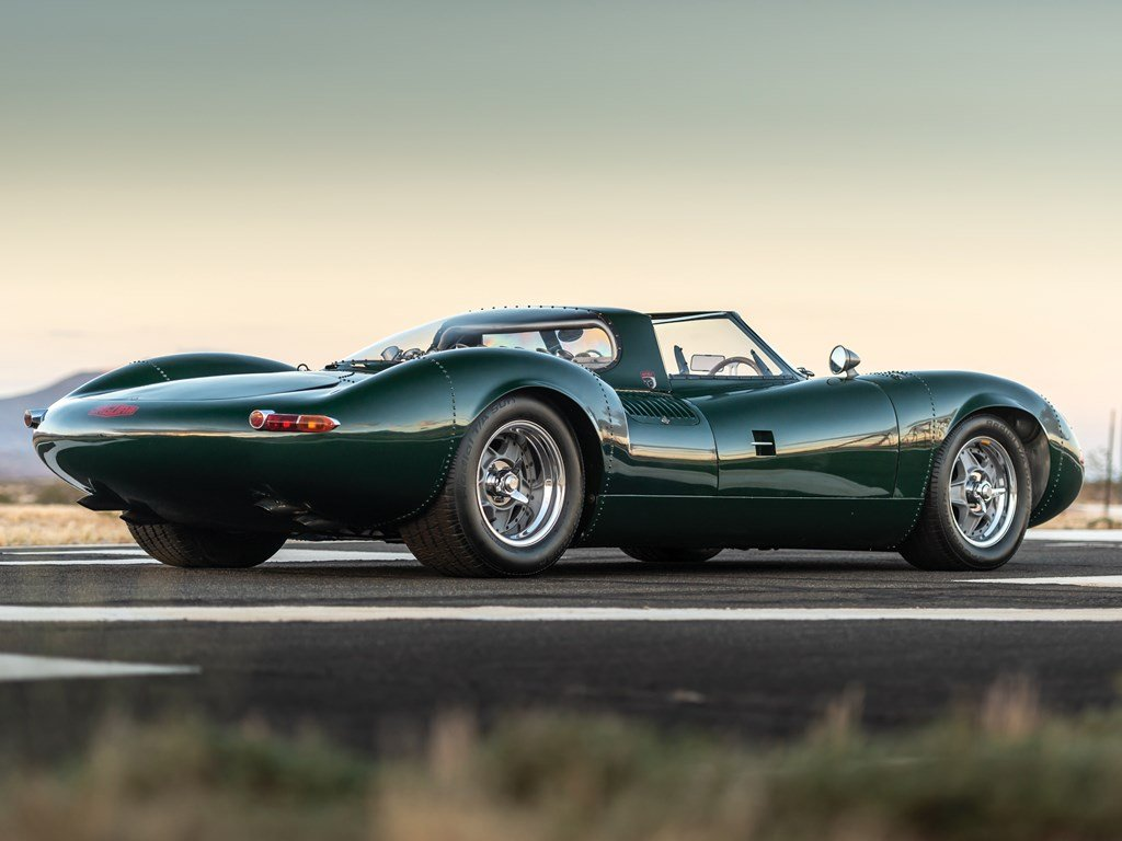 1966 Jaguar XJ13 Replica by Tempero For Sale by Auction (picture 2 of 6)