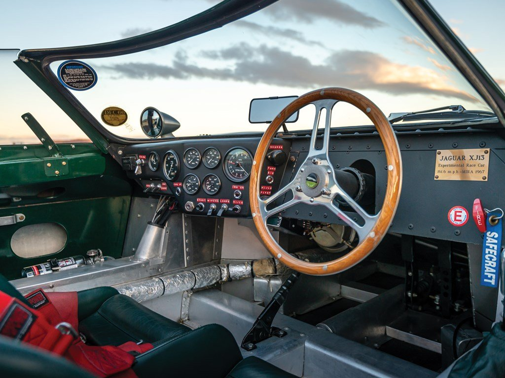 1966 Jaguar XJ13 Replica by Tempero For Sale by Auction (picture 4 of 6)