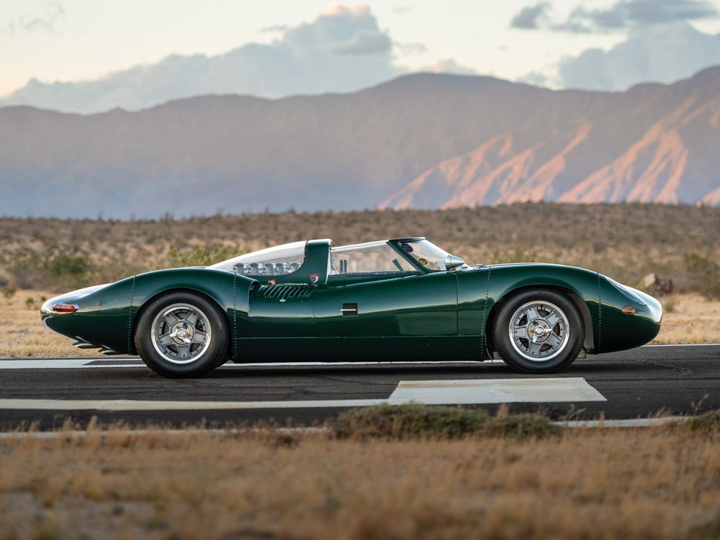 1966 Jaguar XJ13 Replica by Tempero For Sale by Auction (picture 5 of 6)