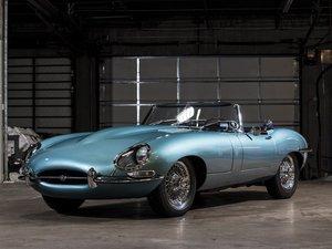1967 Jaguar E-Type Series 1 4.2-Litre Roadster  For Sale by Auction