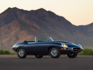 1965 Jaguar E-Type Series 1 4.2-Litre Roadster  For Sale by Auction