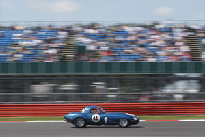 1963 Jaguar E Type Semi Lightweight.  For Sale