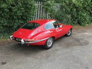 Original RHD UK Supplied Jaguar E Type 1962 FHC For Sale