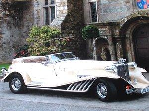 Unique  jaguar car