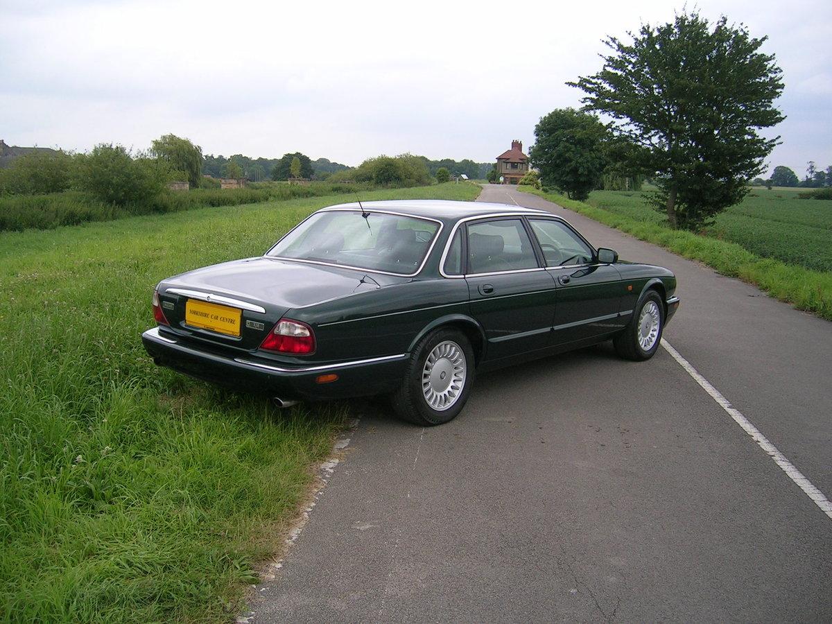 1999 Jaguar XJ8 Automatic 3.2  For Sale (picture 3 of 6)