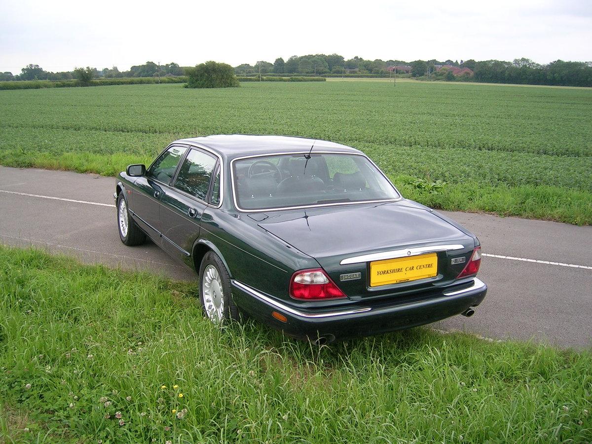 1999 Jaguar XJ8 Automatic 3.2  For Sale (picture 4 of 6)