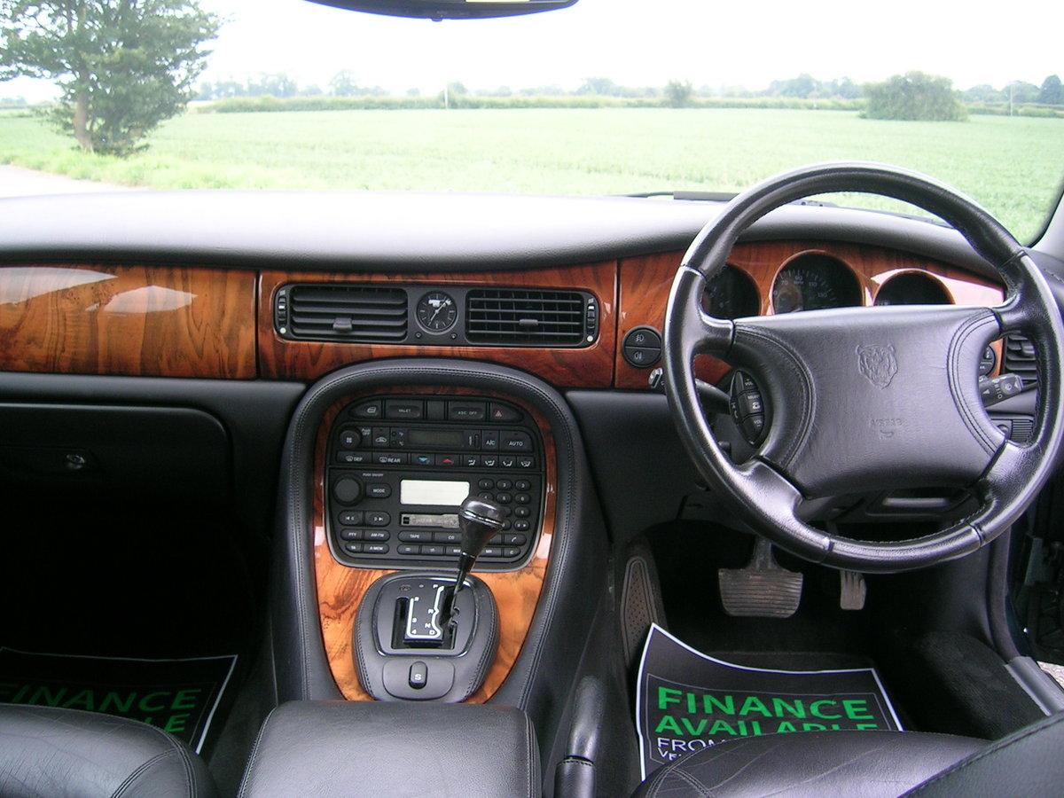 1999 Jaguar XJ8 Automatic 3.2  For Sale (picture 5 of 6)