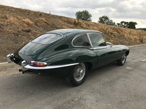 1968 Jaguar E-Type S1.5 - 4.2 LHD * SOLD  For Sale