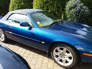 1997 Jaguar XK8 For Sale