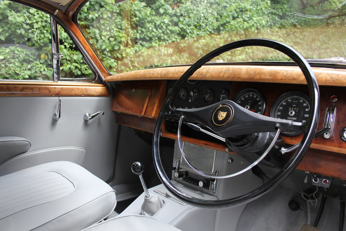 1965 Jaguar MKII 3.8 Manual O/D, Uprated, Extensive EU Touring  SOLD (picture 6 of 12)
