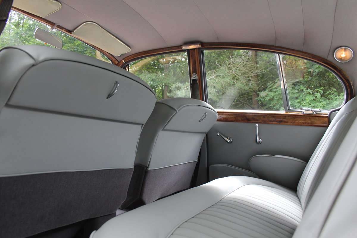 1965 Jaguar MKII 3.8 Manual O/D, Uprated, Extensive EU Touring  SOLD (picture 9 of 12)