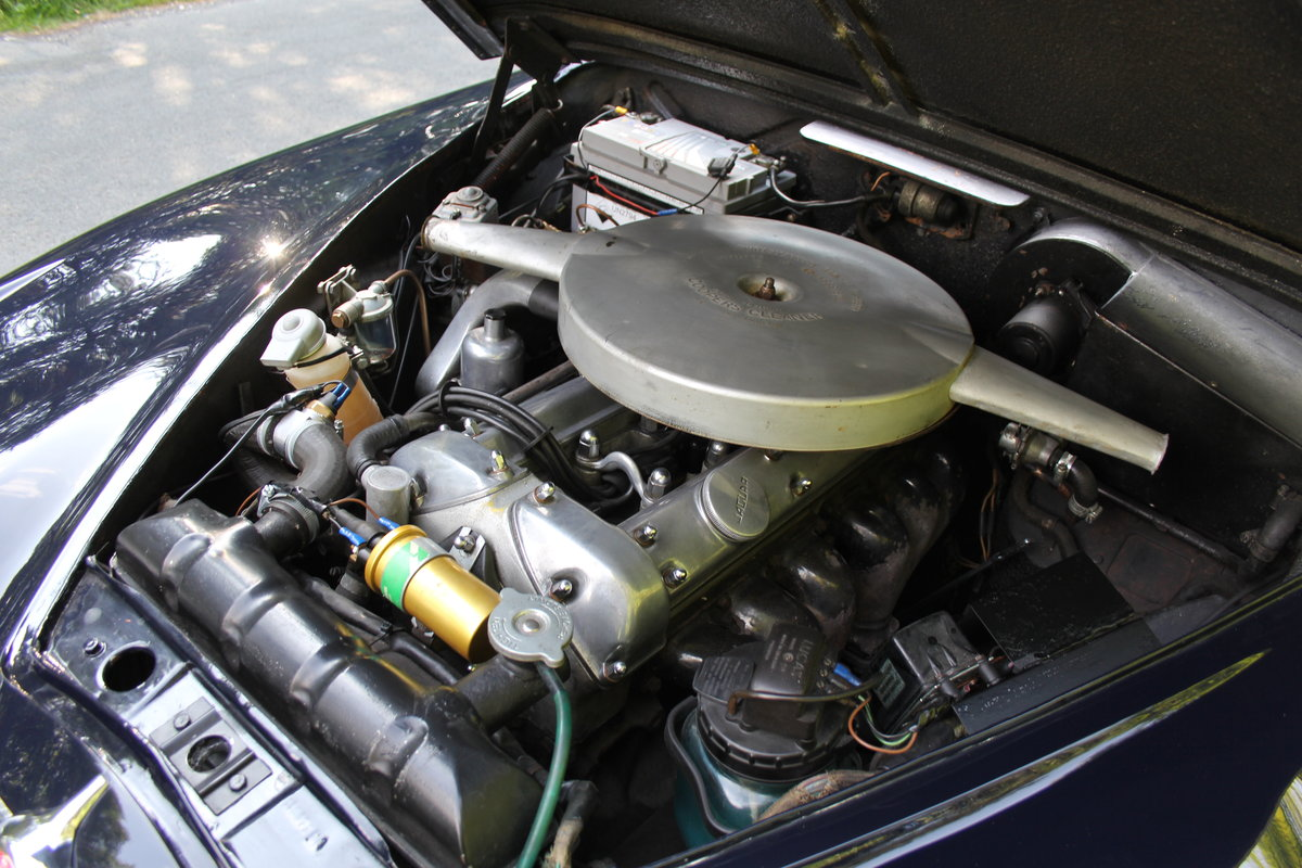 1965 Jaguar MKII 3.8 Manual O/D, Uprated, Extensive EU Touring  SOLD (picture 11 of 12)