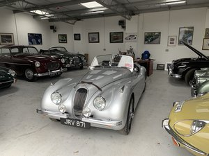 1954 Jaguar XK120 For Sale