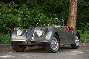 1953 JAGUAR XK 120 OTS, Mille Miglia Eligible For Sale