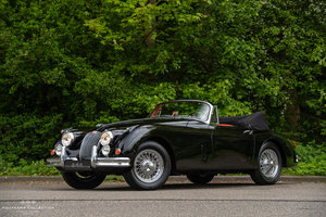1960 JAGUAR XK 150 DROPHEAD COUPÉ For Sale