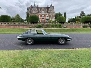 1970 Jaguar E Type FHC For Sale
