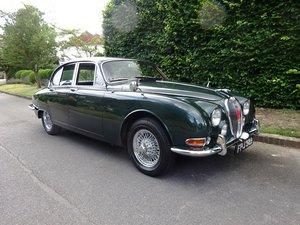 1964 Jaguar S-Type 3.8 Ltr 58,000 miles only For Sale