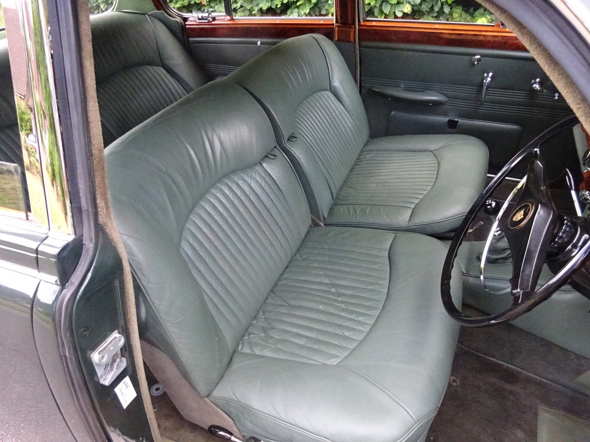 1964 Jaguar S-Type 3.8 Ltr 58,000 miles only For Sale (picture 3 of 6)